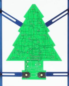 "8"" Christmas Tree Project"