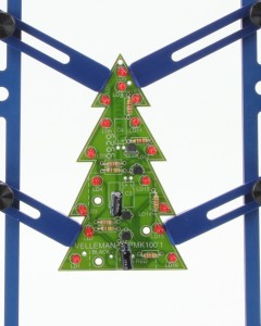 "4"" Christmas Tree Project"